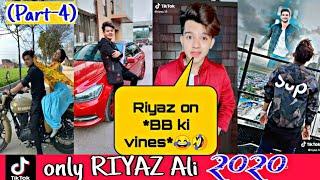 Riyaz tik tok video new 2020 | only RIYAZ Ali ♥️ (part-4) | All new hits |