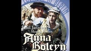 Анна Болейн 1920 Драма Исторический фильм об Анне Болейн, жене английского короля Генриха