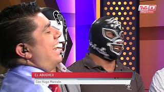 El Abucheo con Hugo Marcelo en TVCD Total 23 04 18
