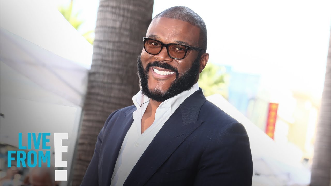 Tyler Perry Makes History With New Studio in Atlanta   E! News