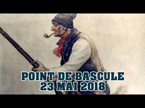 POINT DE BASCULE AVEC RICHARD LE HIR ET JEAN-CLAUDE POMERLEAU - 23 MAI 2018