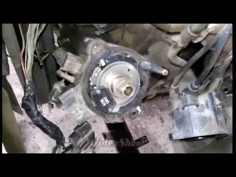 Sentra Wiring Diagram Distribuidor Urvan Tsuru Nissan Youtube