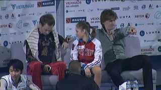 видео: Waiting for Victory Ceremonies + Men VC - Finlandia Trophy 2013
