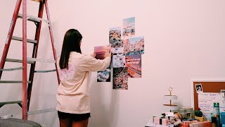 Reorganizing my new room | Emma Marie