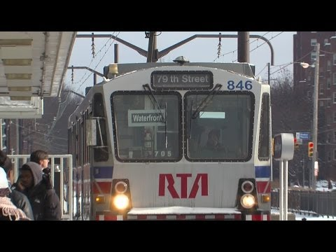 Greater Cleveland RTA celebrates a century of rail
