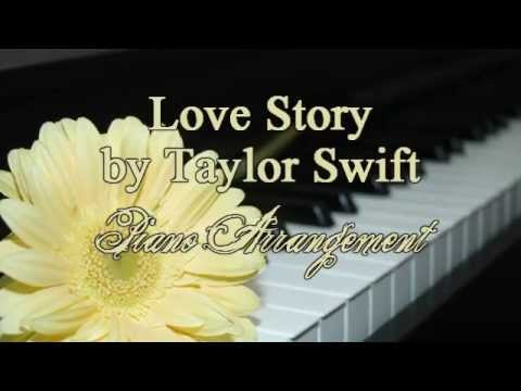 Taylor Swift - Love Story for Piano Solo [with sheet music]