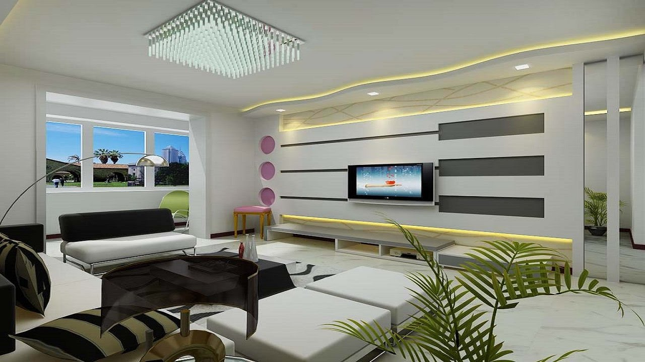 YouTube & 40 Most Beautiful Living Room Design Ideas | Ceiling Designs
