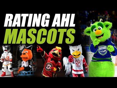 Rating AHL Mascots