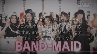 Music Gold Rush 73 Band Maid Part 1 Eng subs