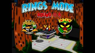 TENNIS TITANS -  Game House (RINGS MODE) ROUND 08 SHADY VS X-IT