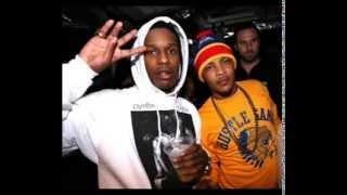 T.I. feat. A$AP Rocky - Wildside (prod. by Lil' Ro)