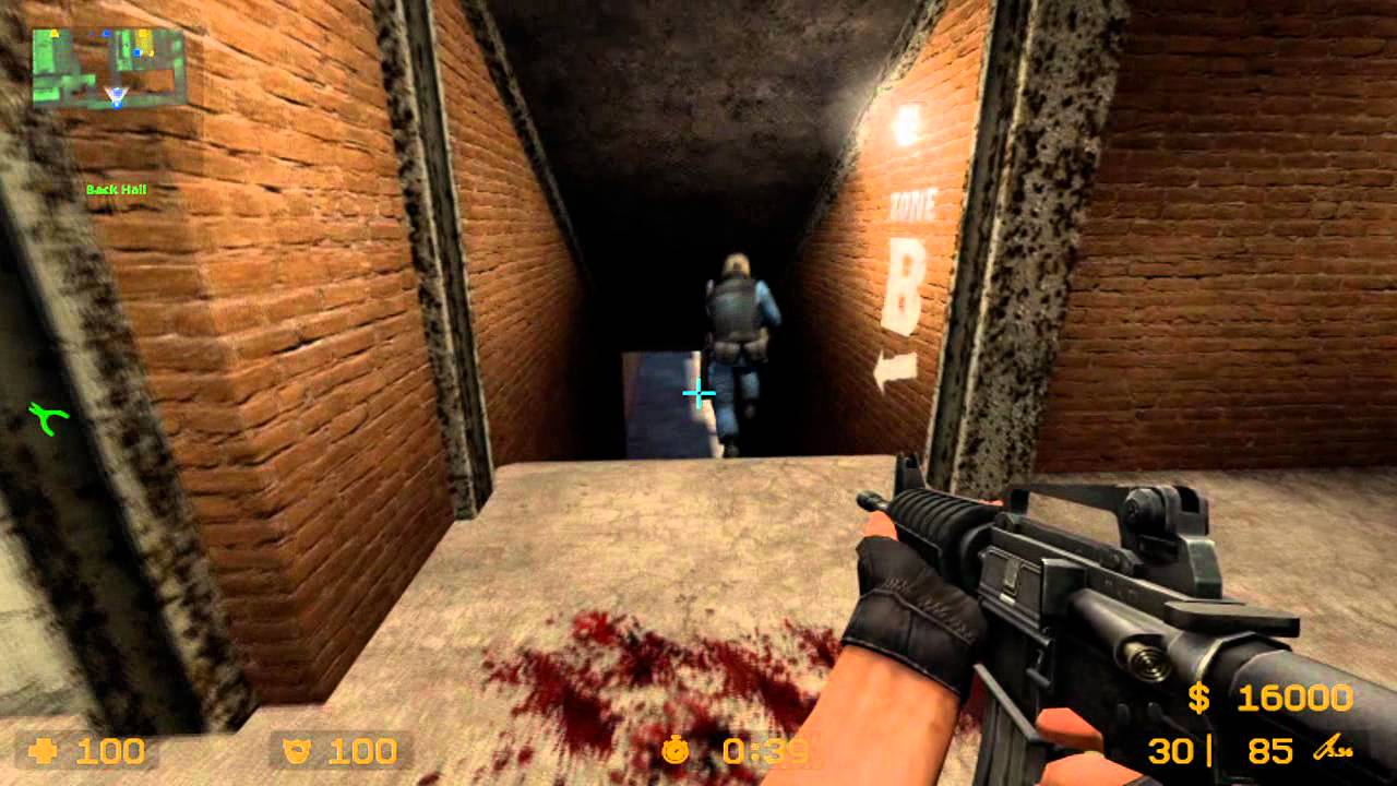 Counter Strike Source System Requirements