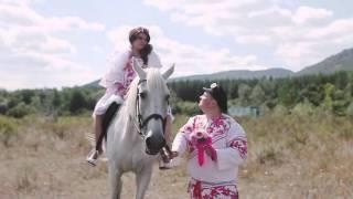 Наша свадьба в русском стиле