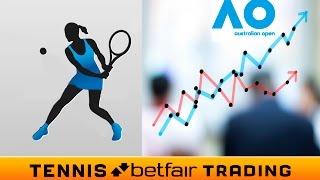 Tennis trading betfair Australian Open 2017(, 2017-01-20T23:56:01.000Z)
