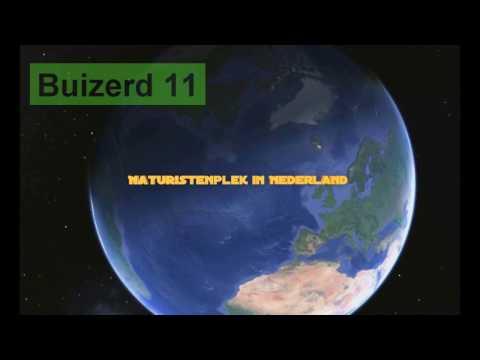 Naturisten vakantie in nederland