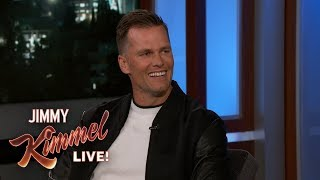 Tom Brady on Staying in Shape, Emotional Fans & Just Wanting to Win