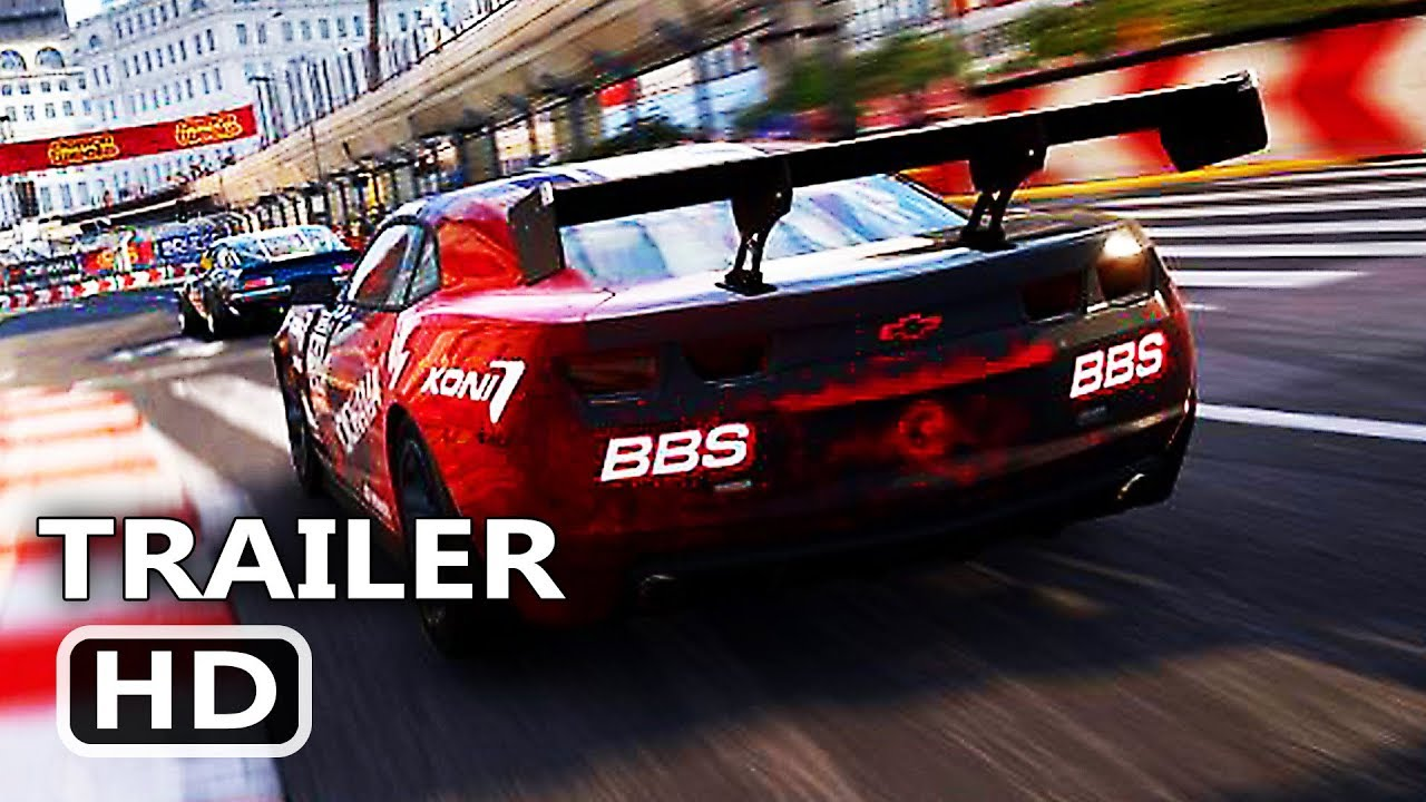 Ps4 Grid Trailer 2019 Youtube