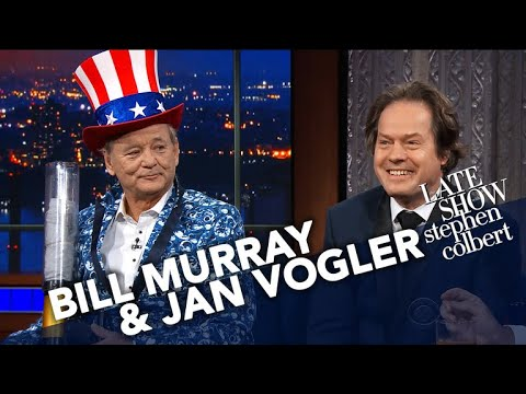 Bill Murray And Jan Vogler Are #1 On The Classical Charts