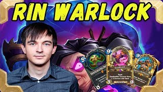 Kolento tries new Rin control warlock (Kobolds and Catacombs)