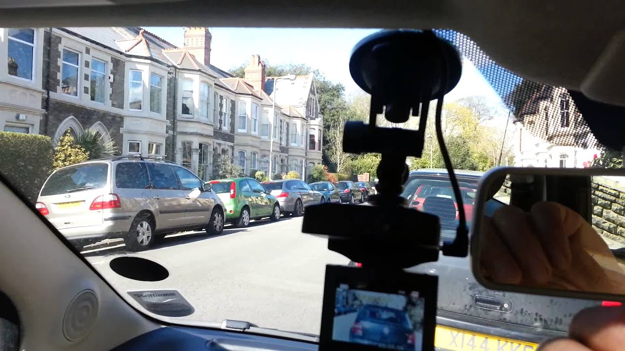 Dashcam In Fiat 500 A View Of The Installation Youtube Fuse Box Cigarette Lighter