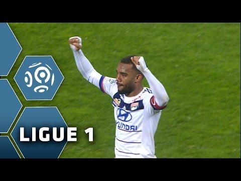 Olympique Lyonnais - AS Saint-Etienne (3-0)  - Résumé - (OL - ASSE) / 2015-16