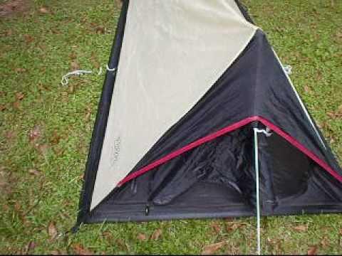 Wenzel Starlite Tent Reveiw & Wenzel Starlite Tent Reveiw - YouTube