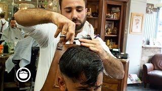 High and Tight Skin Fade Haircut at the Barbershop thumbnail