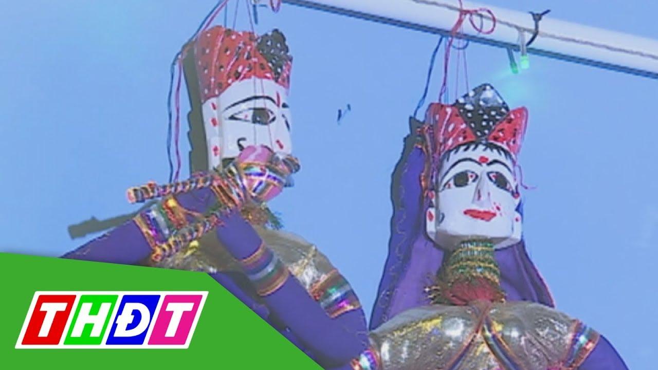 Tưng bừng lễ hội ánh sáng Diwali tại Hà Nội | THDT