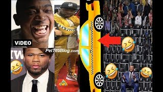 Ja Rule Roasts 50 Cent's Taxi CAB Outfit ???? Proves he Can Sell Out 200 Tickets + Shows????