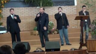 Quarteto Gileade - Tu És Fiel, Senhor