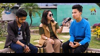 Nepal Idol World Tour Concert - Full Interview - Nishan Bhattarai, Buddha Lama