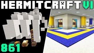 Hermitcraft VI 861 Demise & The IDEA Shop Opening!