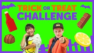 Trick or Treat Challenge with The KIDZ BOP Kids