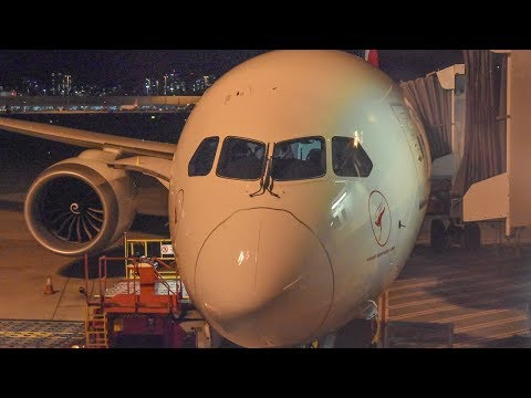 TRIP REPORT | Qantas 787-9 Dreamliner | ECONOMY | Sydney (SYD) to Melbourne (MEL)