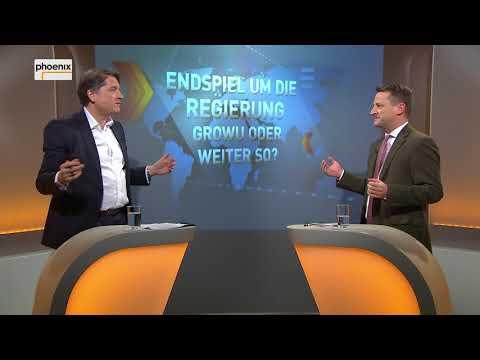 """Augstein und Blome vom 12.01.2018:  """"ENDSPIEL UM DIE REGIERUNG: GROWU ODER WEITER SO?"""""""