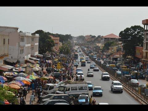 Bissau - Capital da Guiné Bissau