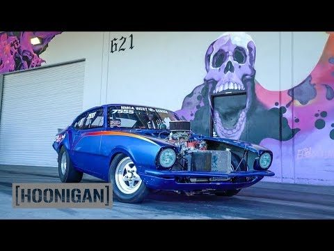 [HOONIGAN] DT 083: Will it Wheelie? 1970 Ford Maverick