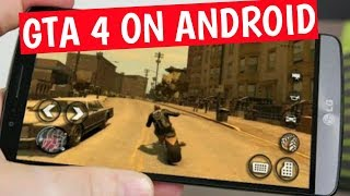 GTA 4 Now Available On play store Download & install Now   The Reality