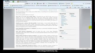 Telugu Matrimony   Telugu Matrimonial Websites