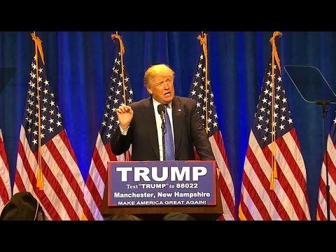 Donald Trump campaign bans the Washington Post