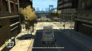 GTA IV [HD ITA] -  Missione #51 - Taking In The Trash