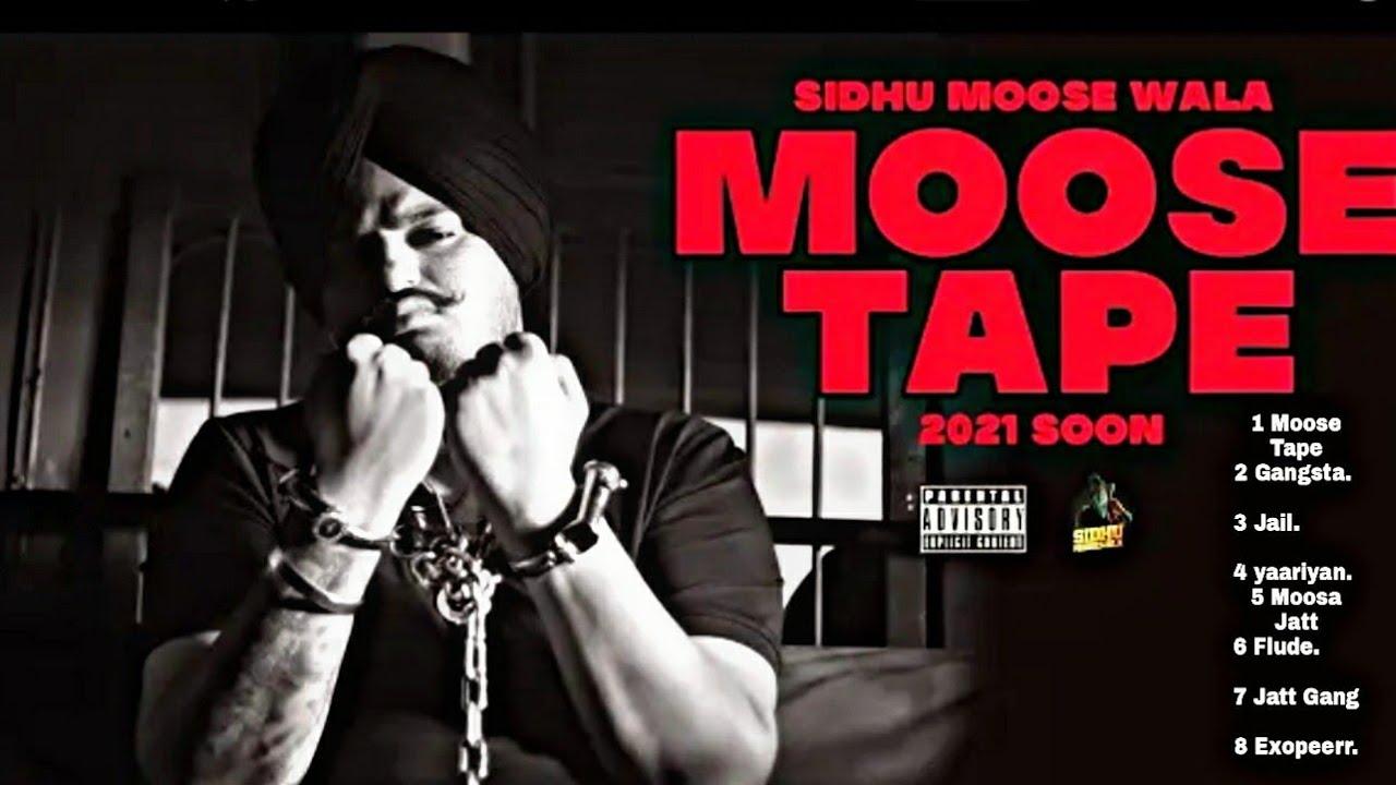 Moose Tape | Sidhu Moose Wala • New Punjabi Song |New album • 2021 - YouTube