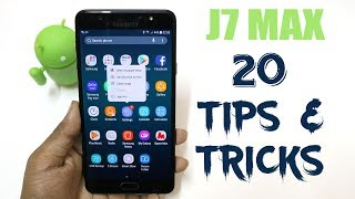 Download Video Galaxy J7 Max 20 Best Features | J7 max tips & Tricks | Hindi | MP3 3GP MP4