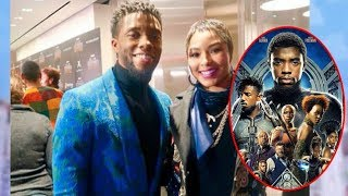 'Black Panther' set was 'almost like a church' as cast and crew testified to God's miracles