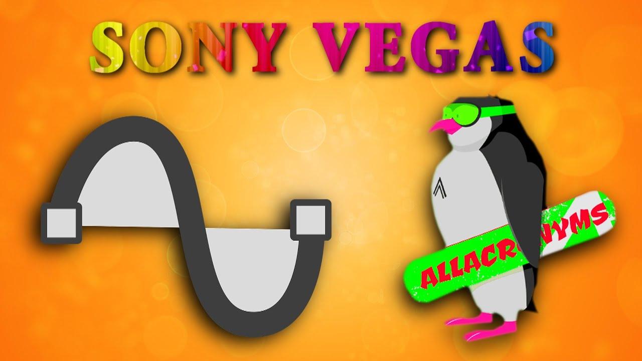 Огибающая кривая видео дорожки в Sony Vegas. Уроки видеомонтажа