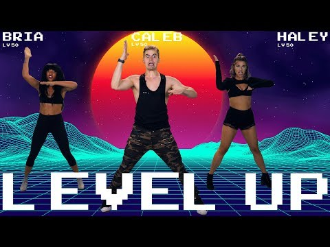 Level Up - Ciara | Caleb Marshall | Dance Workout