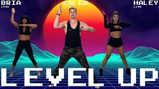 Level Up - Ciara | Caleb Marshall | Dance Workout