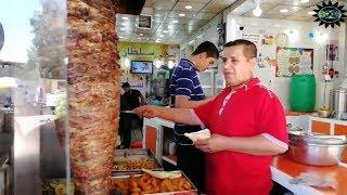 Amazing Erbil City Market In Kurdistan Irak Video