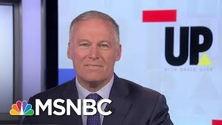 """Inslee: """"Strong Possibility"""" Of A Climate-Focused Debate   MSNBC"""