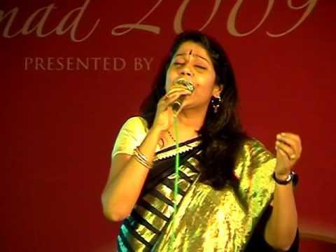 Durga Puja Bangalore, 2009 |Antara Chowdhury Live | Sarathi Socio-Cultural Trust